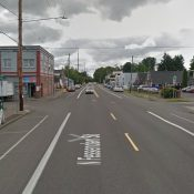 On eve of North Portland traffic safety town hall, a man was hit and killed last night on Fessenden