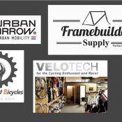 Industry news: Urban Arrow in Portland, Framebuilder Supply's grant, Velotech expands, Left Coast makes house calls