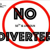 Mt. Tabor neighborhood votes 45-5 against diverters at 50th and Lincoln