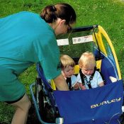 How Eugene-based Burley built the market for child bicycle trailers