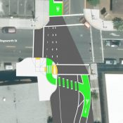 Hoping to improve safety, PBOT will move Vancouver bikeway to left side