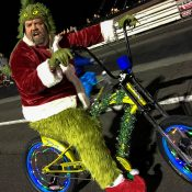 Weekend Event Guide: Toy drive ride, bike-to-BBQ, Holiday Express, and more