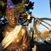 Remembering Vera Katz, through her statue and her Esplanade