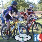 Oregon now has an interscholastic mountain bike racing league