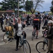 Guest post:  A Swede's view on cycling in Portland