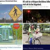 The Monday Roundup: Dockless bigotry, TriMet's dirty diesels, the 199 year-old bike, and more