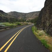 Introducing the Crooked River Canyon Scenic Bikeway