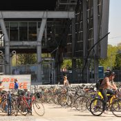 OHSU employees have logged one million days of biking to work