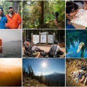 Panel & Slideshow - Oregon Timber Trail Pioneers