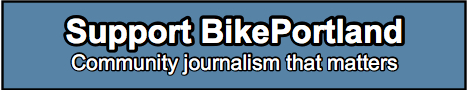 Support BikePortland - Journalism that Matters