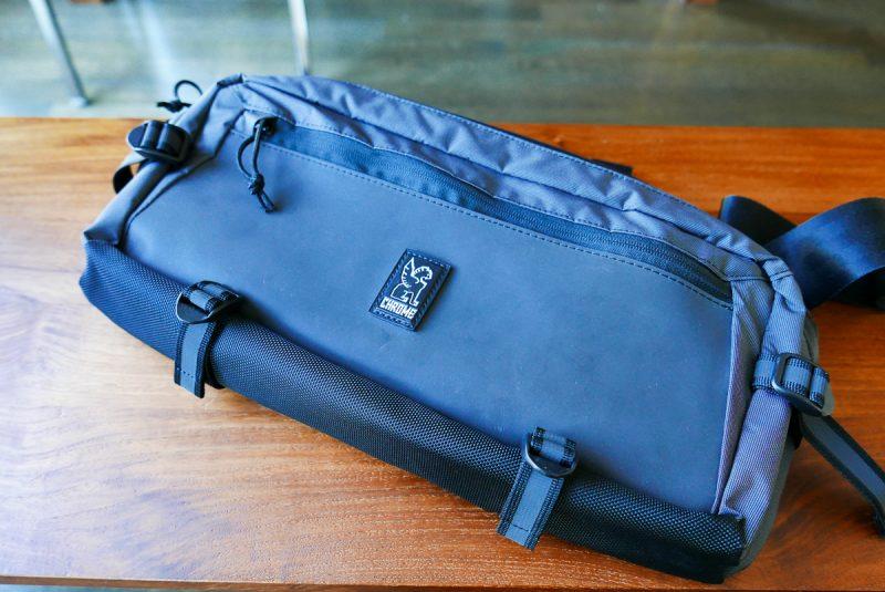 Product Geek Reviews The Chrome Kadet Sling Bag Bikeportland Org