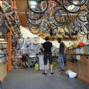 Local bike shops come to terms with their industry's ties to the NRA