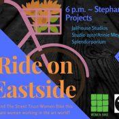 Art Ride on the Eastside - Women Working in the Art World
