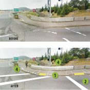 ODOT will make improvements to I-205 path at Glisan, Maywood Park and Stark/Washington this summer