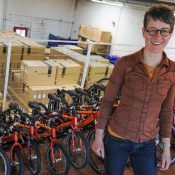 """Everybody in the industry thought I was mad"": An interview with Islabikes founder Isla Rowntree"