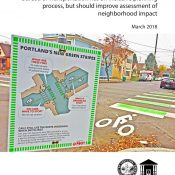 City Auditor wants to know more about how PBOT projects impact neighborhoods