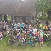 Family Biking: An introduction to Kidical Mass in Portland