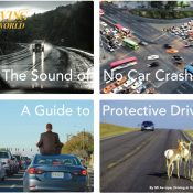 Putting the Vision Zero focus on how we drive