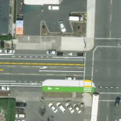 PBOT shares updated plans for North Rosa Parks Way protected bike lanes
