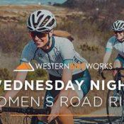 Wednesday Night Women's Road Ride