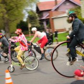 Ladd's 500 kicks off season of free bike fun