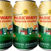 Lompoc's new 'Parkways Pilsner' will benefit Sunday Parkways