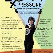 Low Pressure Women's Mountain Biking Kickoff Party