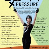 "River City Bicycles launches ""Low Pressure"" mountain bike program for women"