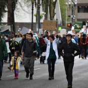 Cycling will get a spotlight at Portland's annual March for Science