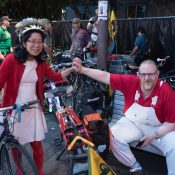 """A """"Bike Fun Library"""" is in the works, just in time for Pedalpalooza"""