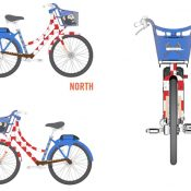 A Paul Bunyan-themed Biketown bike? Your vote could make it a reality