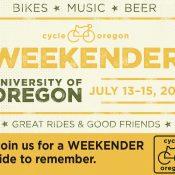 Weekender (Cycle Oregon)