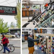 Metropolis Cycles in North Portland launches free commuter clinic events