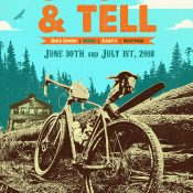 Show & Tell Bike Party/Ride