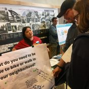 At open house, east Portlanders get first glimpse at upcoming street projects