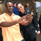 The Street Trust puts street safety issues on radar of Police Chief Danielle Outlaw
