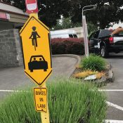 "It's now a Portland city code violation to deny ""drive-thru"" service to bicycle users"