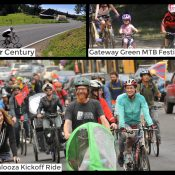 Weekend Event Guide: Pedalpalooza Kickoff, Pioneer Century, Gateway Green MTB fest, and more
