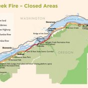 State warns about cycling closures and work zone conditions through Columbia Gorge - UPDATED