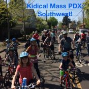 Kidical Mass PDX Southwest