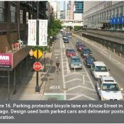 Lunch & Learn: Portland's Protected Bicycle Lane Design Guide