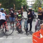 SHIFTING GEARS: a bike ride through Portland's history of community displacement