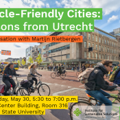 Bicycle-Friendly Cities: Lessons from Utrecht