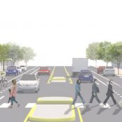 The Foster Road project is starting: Here are the latest concept drawings