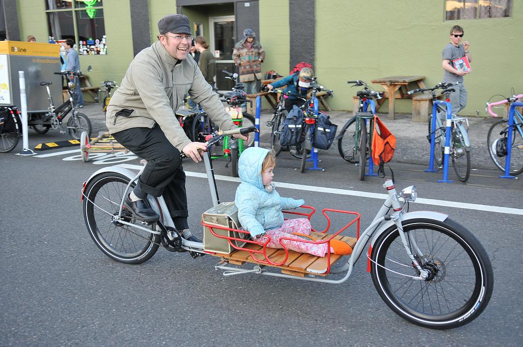 Portland cargo bike maker Metrofiets calls it quits after 11