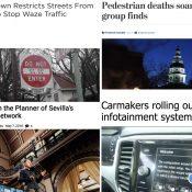 The Monday Roundup: War on Waze, Seabulls, e-bike subsidies, and more