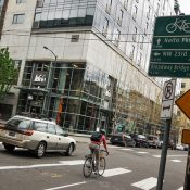 "City puts northwest Portland street projects ""in motion"""