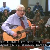 """Induced Demand"" singer Paul Rippey is Portland's new transportation hero"