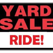 Laurelhurst Garage Sale Ride