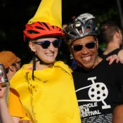 Massive Kickoff Ride launches month-long Pedalpalooza